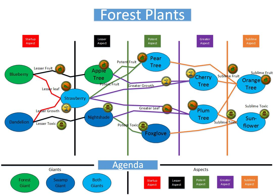 Names of Forest Plants File Forest Plants Jpg